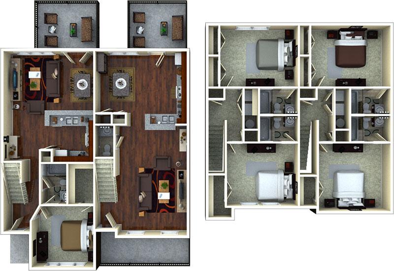 The Floorplans