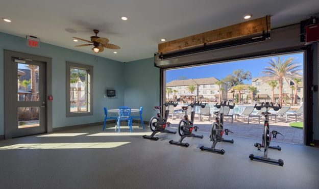 Multi-Purpose Fitness Room